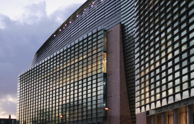 Hidden London: Francis Crick Institute