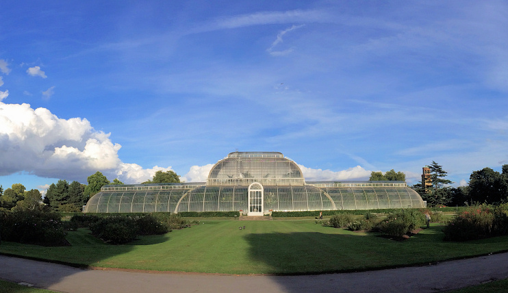 Hidden London: Kew Gardens, Palm House, by Sergei Gussev