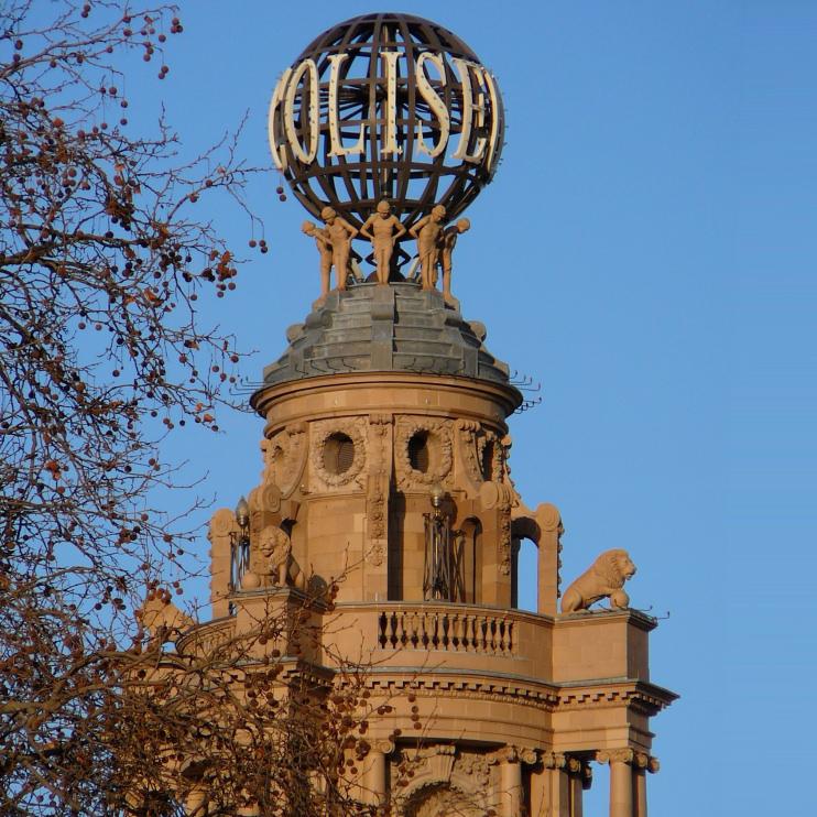 Hidden London: Coliseum globe
