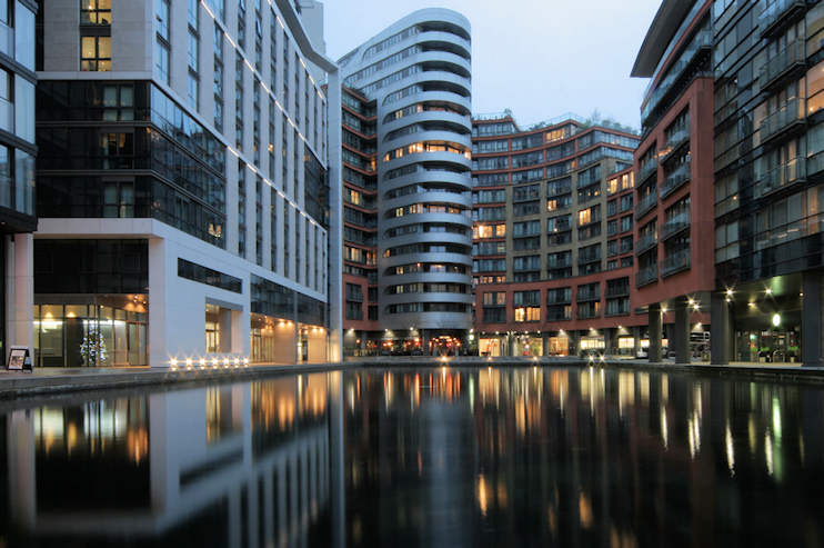 Hidden London: Paddington Waterside