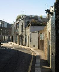 Hidden London: Pottery Lane, Notting Dale, by Derek Harper