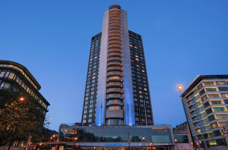 Hidden London: The London Hilton on Park Lane by Sabrina756