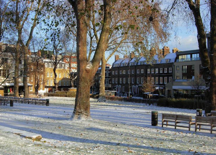 Hidden London: Islington Green by Stephen McKay