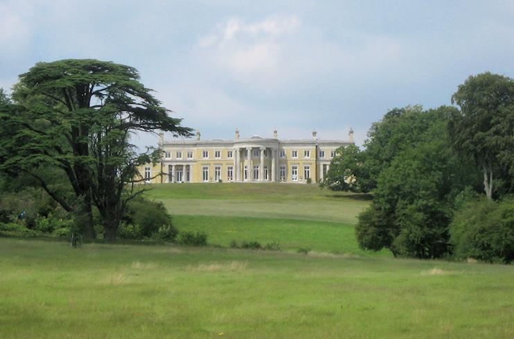Hidden London: Holwood Mansion by David Anstiss