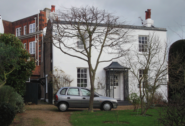 Hidden London: Willow Cottage, Norwood, by David Anstiss