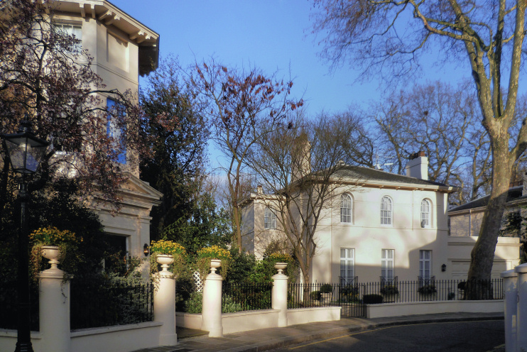 Hidden London: Park Village West by Marathon