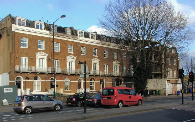 Hidden London: Old Kent Road, Peckham, by Chris Whippet