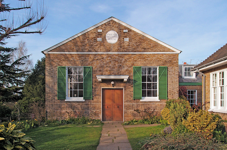 Hidden London: Friends' Meeting House, Winchmore Hill, by Julian Osley