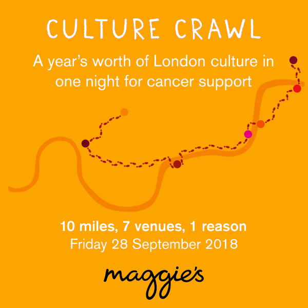 Maggie's culture crawl 2018