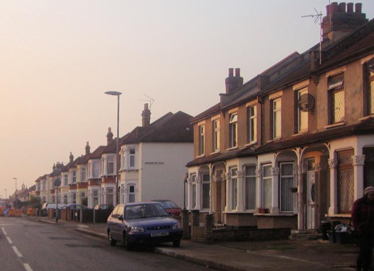 Hidden London: Mead's Lane, Seven Kings, by David Howard