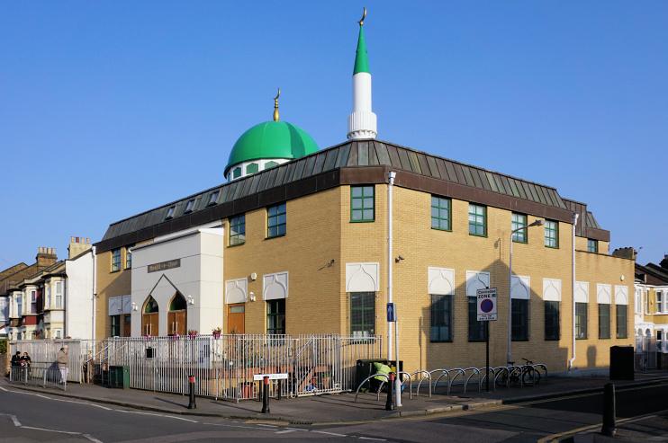 Hidden London: Masjid-e-Umer, Walthamstow, by Bill Boaden