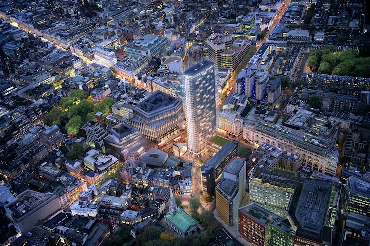 Hidden London: Centre Point Residences