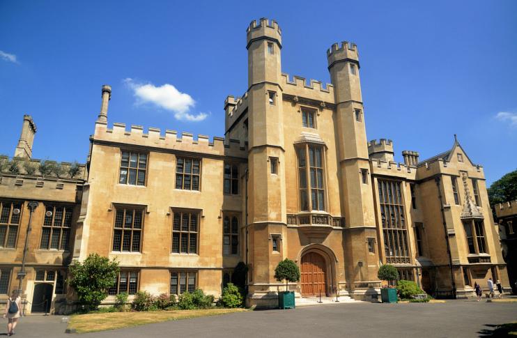 Hidden London: Lambeth Palace by Barry Marsh