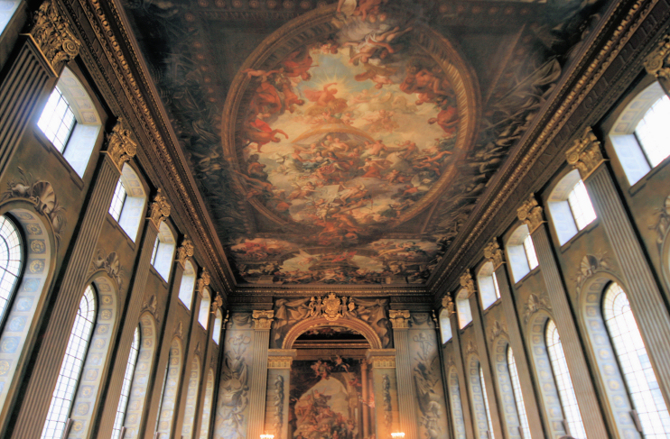 Hidden London: Painted Hall
