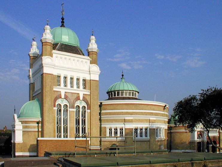 Hidden London: Streatham Common pumping station, early morning