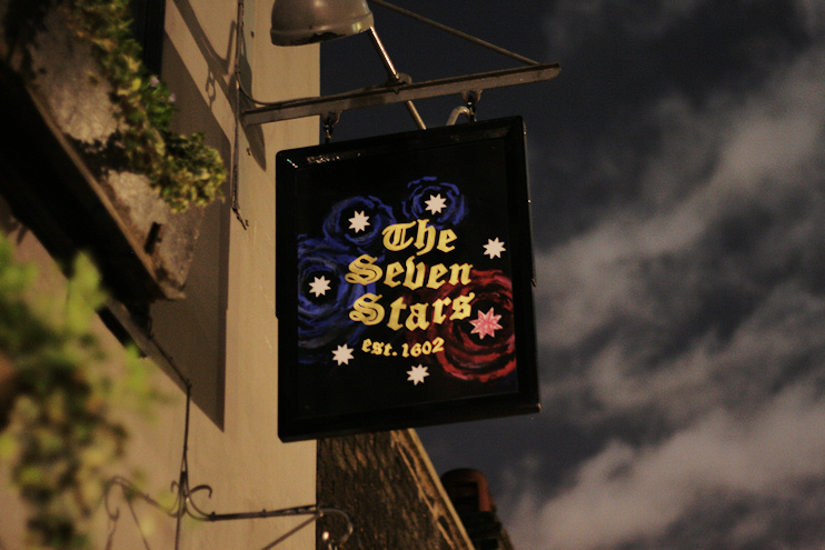 Hidden London: Seven Stars