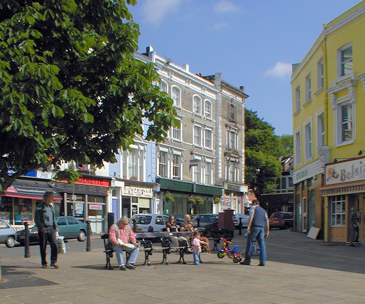 Hidden London: Belsize Village