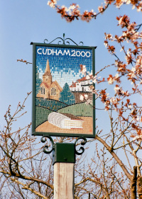 Hidden London: Cudham village sign