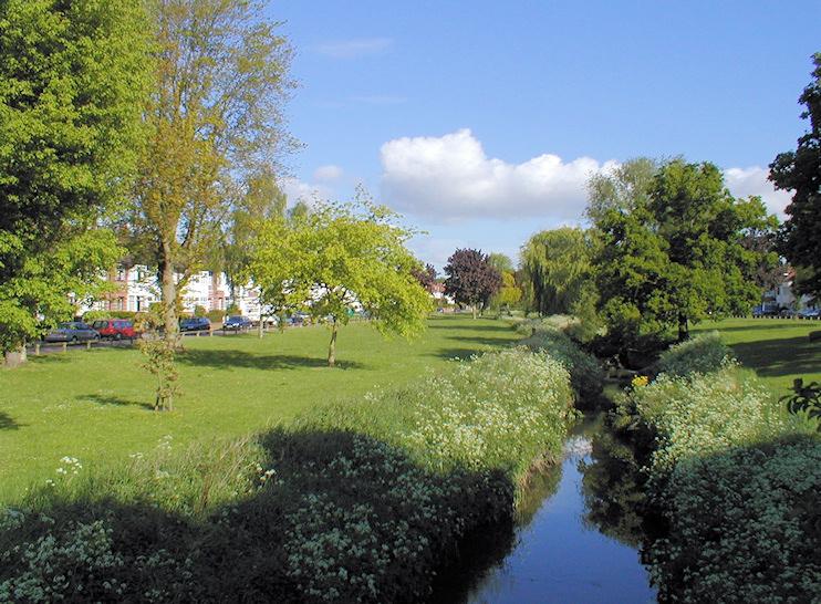 Hidden London: South Barnet - Pymmes Brook and West Walk