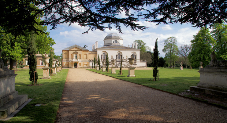 Hidden London: Chiswick House by Tom Parnell