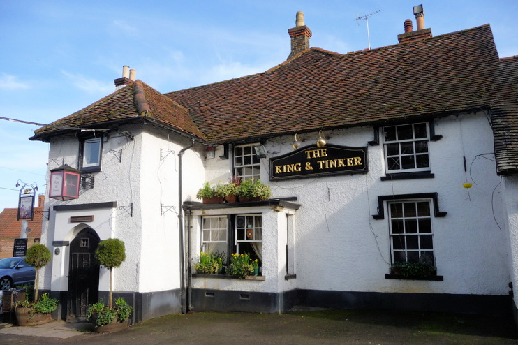 Hidden London: The King and Tinker public house by Christine Matthews