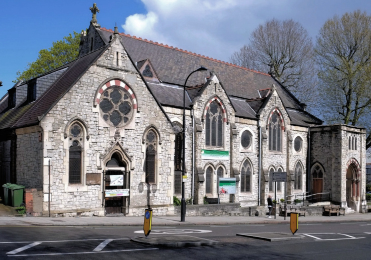 Hidden London: Hampstead Seventh-Day Adventist church