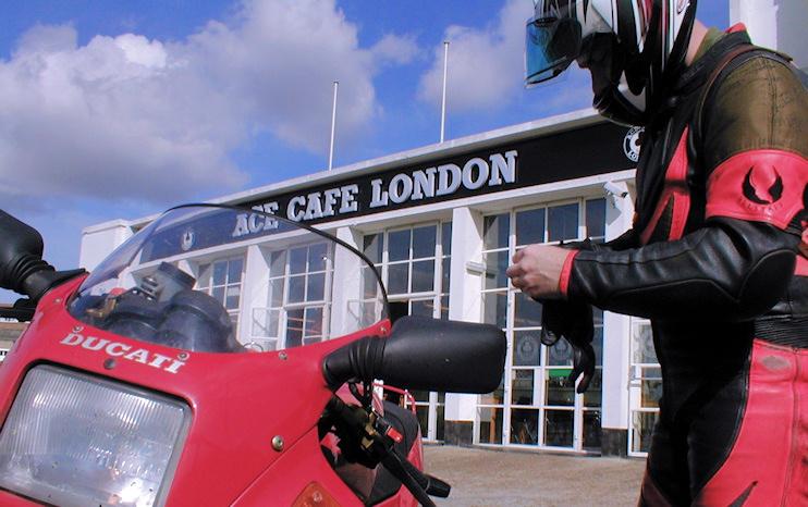Hidden London: Ace Café, Alperton