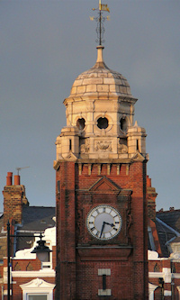 Hidden London: Crouch End clocktower