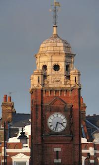 Hidden London: Crouch End clocktower
