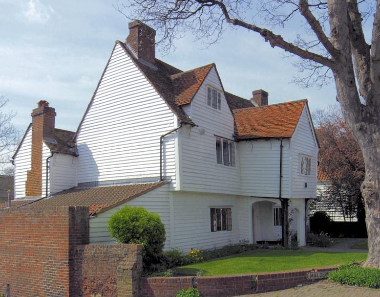 Hidden London: Whitehall, Cheam