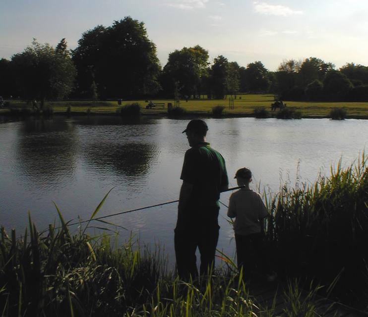 Hidden London: Eagle Pond, Clapham Common