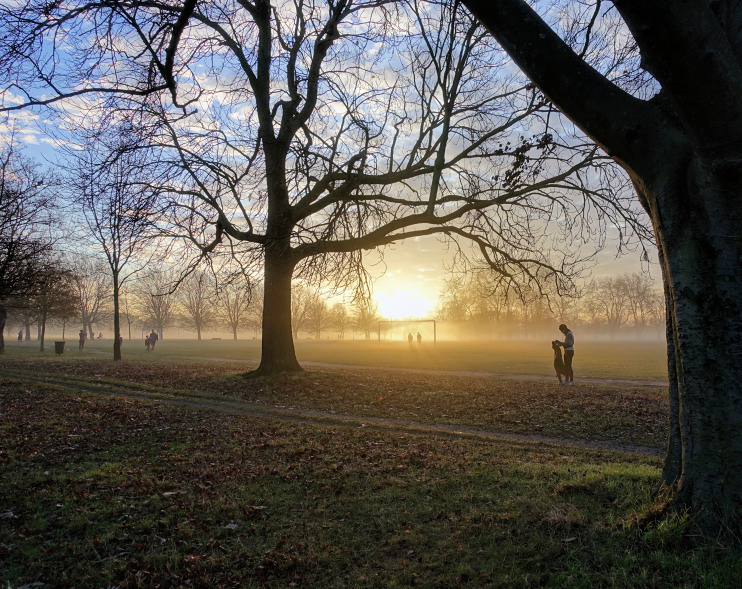 Hidden London: Clapham Common by Leon Brocard