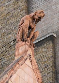 Hidden London: Cornhill devil