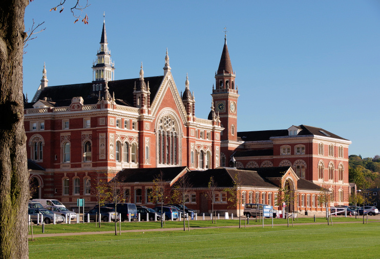 Hidden London: Dulwich College by Matt Buck