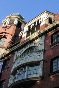 Hidden London: Shepherd's Bush Empire before it was the 02 Shepherd's Bush Empire