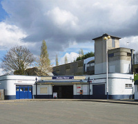 Hidden London: Malden Manor station by Robin Webster