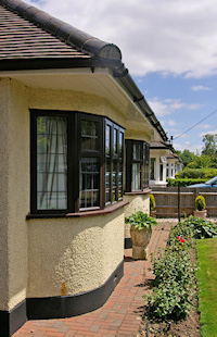 Hidden London: Bungalows in Oregon Square, by Ian Capper