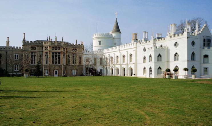 Hidden London: Strawberry Hill - the house of that name
