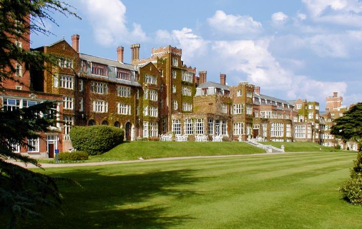Selsdon Park Hotel by Hidden London