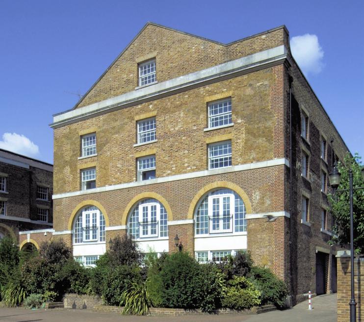 Hidden London: Free Trade Wharf, Shadwell