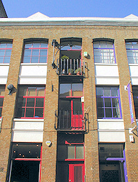 Hidden London: A stylishly revamped Victorian warehouse in Shoreditch