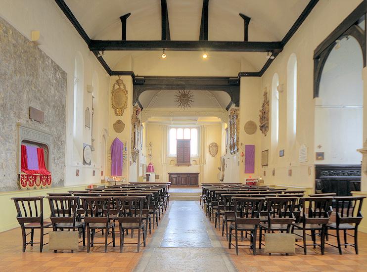 Hidden London: St Pancras Old Church