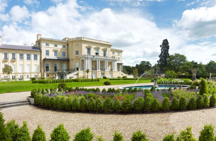 Hiden London: Bentley Priory and a small part of its grounds - Barratt Homes image
