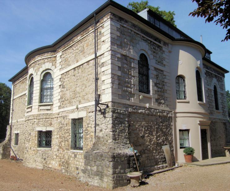 Hidden London: Stone House by Veghead