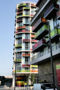 Hidden London: Icona flats