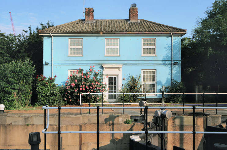 Hidden London: Lock keeper's cottage, Waterworks River, Stratford