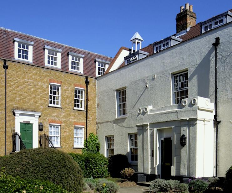 Hidden London: Stapleton Hall, Stroud Green