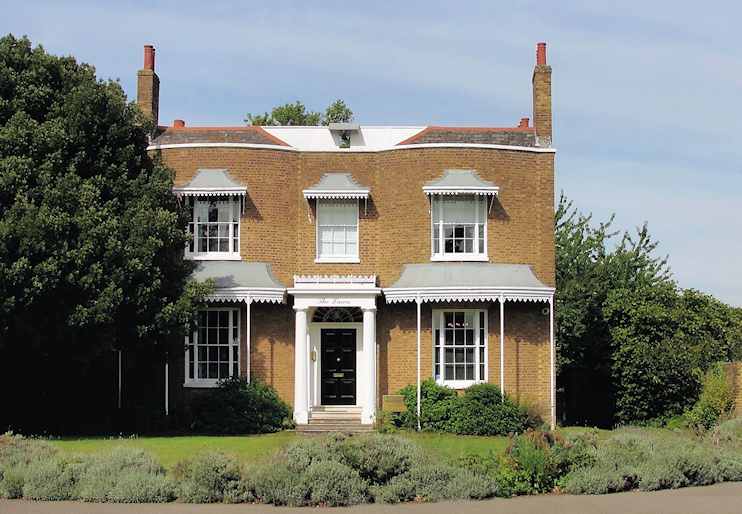 Hidden London: The Lawn, a Regency house restored in 1975