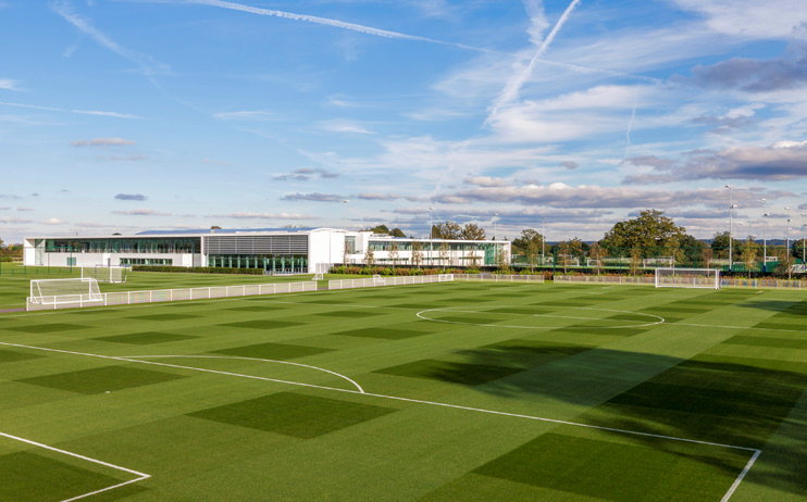 Hidden London: Tottenham Hotspur Training Centre by KSS