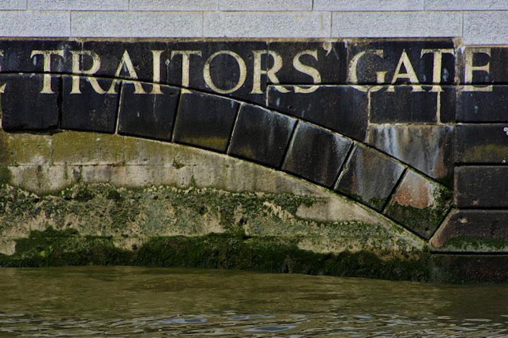 Hidden London: Traitors' Gate